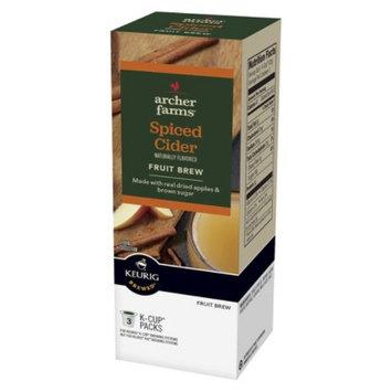 Archer Farms Keurig AF Spiced Cider 3ct