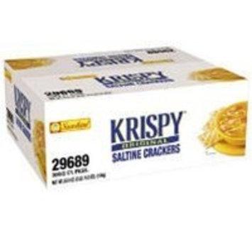 Sunshine Krispy Saltines - 300 ct. (3 Pack)