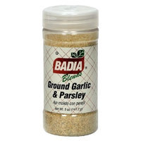 Badia, Garlic Parsley Grnd, 5 OZ (Pack of 12) ( Value Bulk Multi-pack)