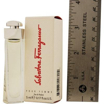 Salvatore Ferragamo By Salvatore Ferragamo For Women - 5 Ml Parfum Spray (mini) With Case