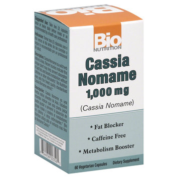 Bio-nutrition Bio Nutrition - Cassia Nomame 1000 mg. - 60 Vegetarian Capsules