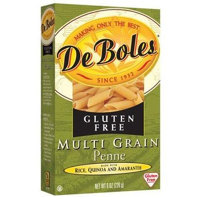 De Boles Pasta Oat Bran, Penne Noodles, 8-Ounce (Pack of 6)