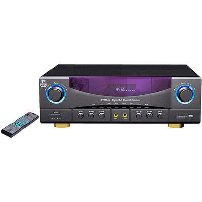 Pyle PT570AU Amplifier - 350 W RMS - 5.1 Channel