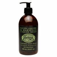 Le Savonnier Marseillais Corporel / Body Wash, Fragrance Free, 16.9 fl oz