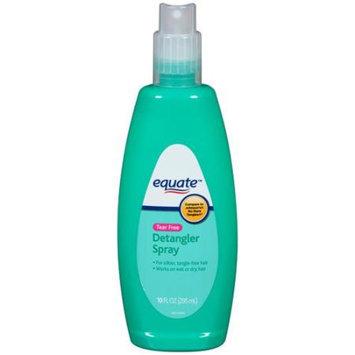 Equate Tear Free Detangler Spray, 10 fl oz