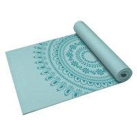 Gaiam 5mm Marrakesh Yoga Mat, 1 ea