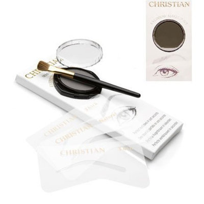 Christian Irid Brown Eyebrow Kit