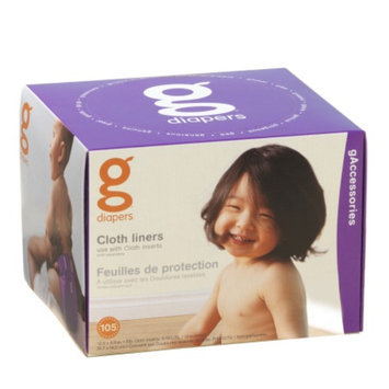 gDiapers gCloth Liners