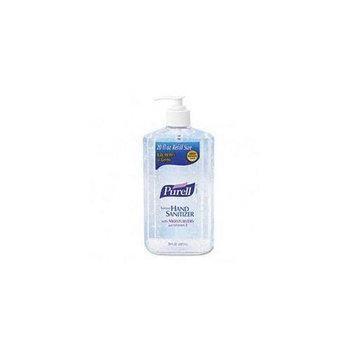 Purell 3023-12 Hand Sanitizer- 20-oz.  Pump Bottle- 12/Carton