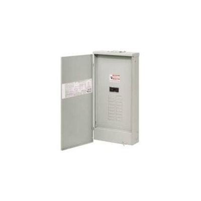Cutler Hammer 643482 Outdoor Main Breaker Loadcenter 100A 20-24