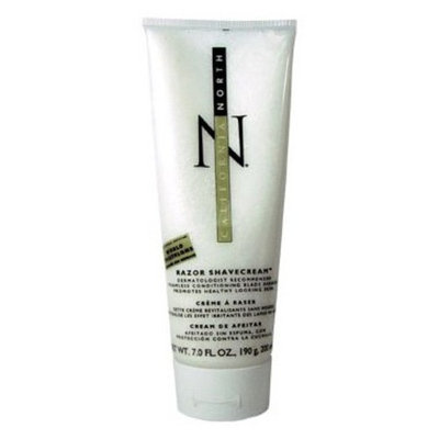 California North Razor Shave Cream-7 oz