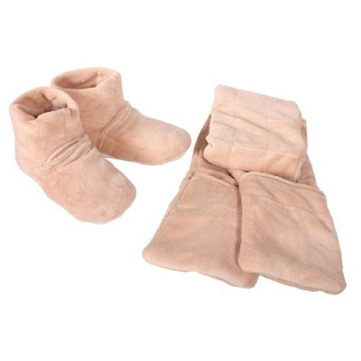 Comfort Products Comfort Warming Scarf and Footies