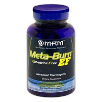 MRM Meta-Burn EF Vegetarian Capsules, 120-Count Bottles