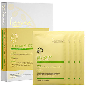 Karuna Exfoliating Treatment Masks