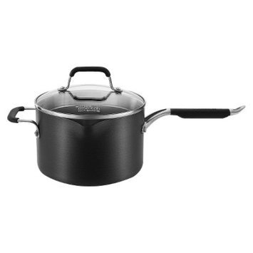 Calphalon Kitchen Essentials from  Sauce Pan with Pour and Strain