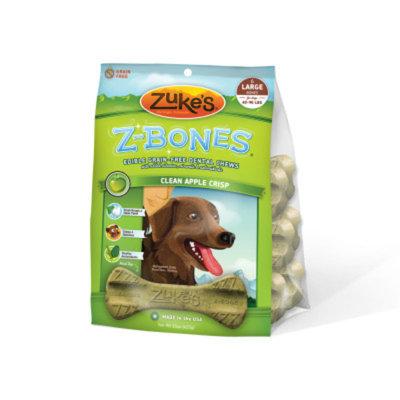 Zuke's Z-Bones Large Clean Apple Crisp