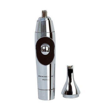 Remington NEDH-2500 Titanium Personal Trimmer for Men and Women (Nose & Ear Trimmer)