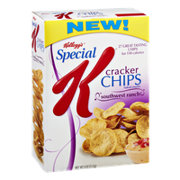 Special K® Kellogg Southwest Ranch Cracker Chips