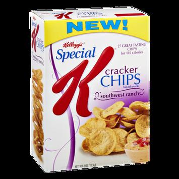 Kellogg's Special K Southwest Ranch Cracker Chips