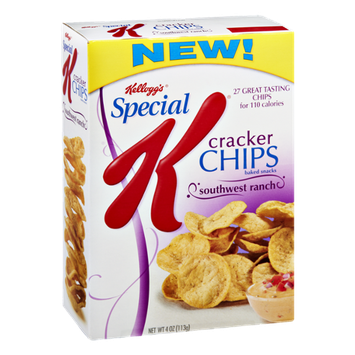 Special K® Kellogg Southwest Ranch Cracker Chips