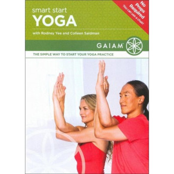E1 Entertainment Smart Start Yoga DVD with Rodney Yee and Colleen Saidman