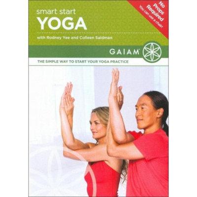 E1 Entertainment Smart Start Yoga DVD with Rodney Yee and Colleen Saidman