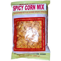 Harika Spicy Corn Mix, 7.05 Ounce Bags, (Pack of 5)