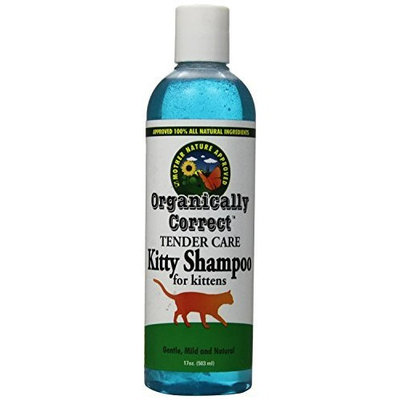 Organically Correct Kitten Shampoo, 17-Ounce