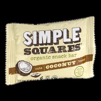 Simple Squares Coconut