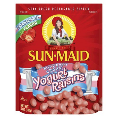 SUN-MAID Sun Maid Strawberry Greek Yogurt Raisins 5 oz