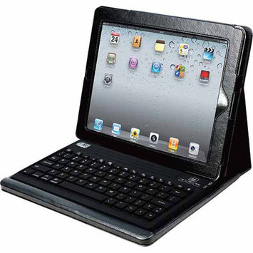 Adesso Inc. Adesso WKB-2000CD Compagno 2 Detachable Bluetooth Keyboard and multi viewing angle Case for iPad 1st/2nd/3rd/4th generat
