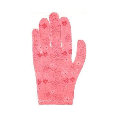 Spa Sister Deluxe Moisture Enhancing Gloves Daisies