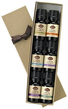 Fabulous Frannie Essential Oil Gift Set 100 Pure Therapeutic Grade Great for Aromatherapy 10
