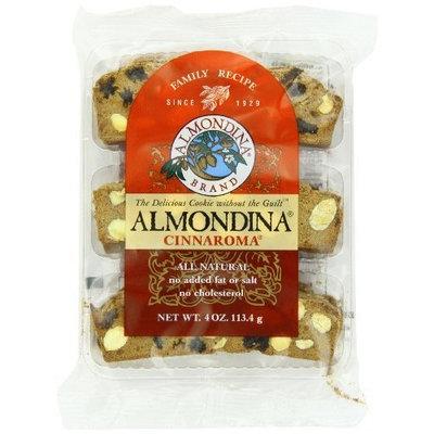 Almondina Cinnaroma, 4-Ounce (Pack of 12)