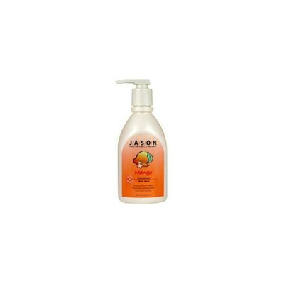 Jason Natural Products 57032 Mango & Papaya Body Wash
