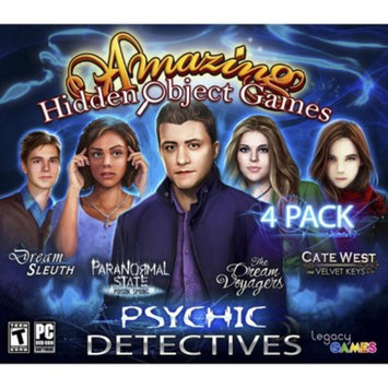 Legacy Interactive PC Game Psychic Detectives