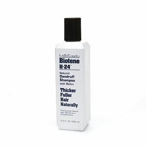 Mill Creek Biotene H-24 Natural Dandruff Shampoo with Biotin