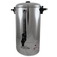 Original Gourmet Food Co. OriginalGourmetFoodCo OGFCP80 Coffee Pro 80-Cup Percolating Urn in Stainless Steel