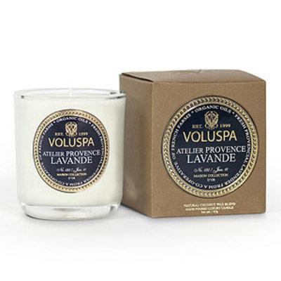Voluspa Classic Maison Boxed Votive, Atelier Provence Lavende, 3 oz