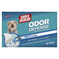 Simple Solutions Simple Solution Odor Defense Floor Protection Pads 80 ct