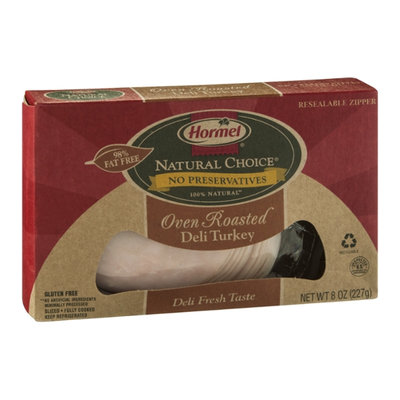 Hormel Natural Choice Deli Turkey Oven Roasted