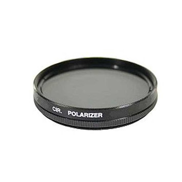 Top Brand Filter - Polarizer Filter - 49mm Attachment