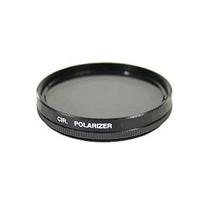 Top Brand Filter - Polarizer Filter - 49mm Attachment