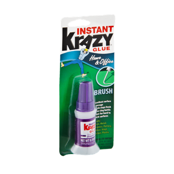 Krazy Glue Instant Brush-On Glue