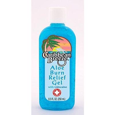 Caribbean Breeze-Aloe Burn Relief w/ Lidocaine, 8.5 oz (250 ml)