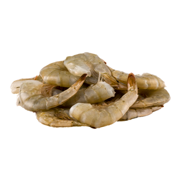 Fresh Shrimp Shell On - 26/30 CT