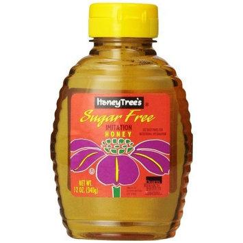 Honeytree Honey, Sugar Free Imitation, 12-Ounce (Pack of 3)
