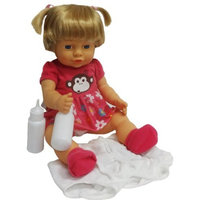 Potty Scotty Potty Patty Doll