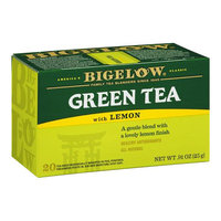 Bigelow Tea, Green Tea with Lemon - 28 / Box