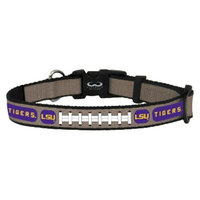 GameWear LSU Tigers Reflective Toy Football Collar